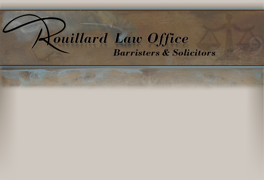 Rouillard Law Office - Real Estate Property Lawyers, Red Deer, Alberta